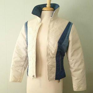 Vintage Ski Jacket Womens Coat Ladies 70s